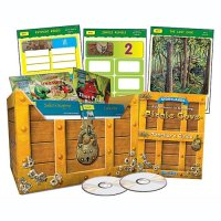 Pirates Cove Adventures in Reading Complete Kit