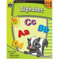 Pk-K Ready Set Learn: Alphabet (B54-5951)