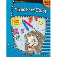 Pk-K Ready Set Learn Trace And Color (B54-5917)