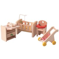 Plan Toys  Nursery Set 7329