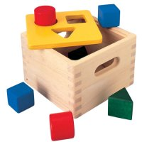 Plan Toys Shape & Sort It Out B19-X9430