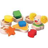 Plan Toys Stacking Clown (B19-X53560 )