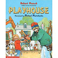 Playhouse Book And Cd A87-9780545999298
