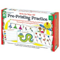 Pre Printing Practice Write On/ Wipe Off (A15-KE846034)