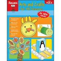 PreK-K Arts Crafts All Seasons MB-926