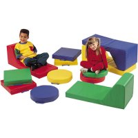 Preschool Soft Loungers Set Of 4 CF349-009