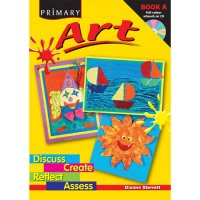 Primary Art Book A D-556586