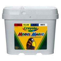 Primary Colours 2 lb Crayola Model Magic CR-574415