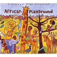 Putumayo Kids African Playground CD BF-790248020723