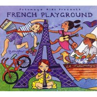 Putumayo Kids French Playground CD BF-790248024226