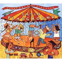 Putumayo Kids Latin Playground CD BF-790248020129