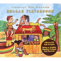 Putumayo Kids Reggae Playground CD BF-790248024622