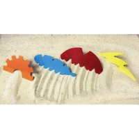 Sand Scrapers set of 4 R5454