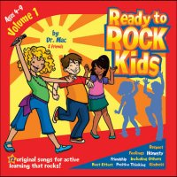 Ready To Rock Kids Volume 1 Cd B92-9781575422466