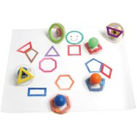 Ready2Learn Giant Outline Geometric Shapes J00-6736