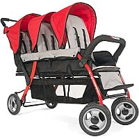 Sport™ Splash strollers TRIO STROLLERS (RED) 4130079