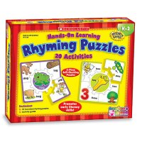 Rhyming Puzzles (A87-0439823900)