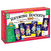 Rhyming Rockets Slide N Read (A15-KE847016)