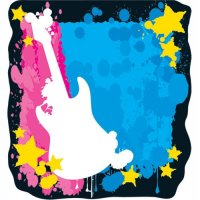 Rock Star Shapepad A15-151044