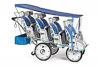RUNABOUT - 8 SEATER PREMIUM WEATHER CANOPY 187-27-8