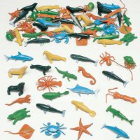 Sea Animals Replica Set 144 pcs A39-359