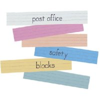 Sentence Strips, Assorted (A12-5165)