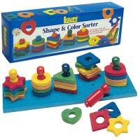 Shape And Colour Sorter LR2114