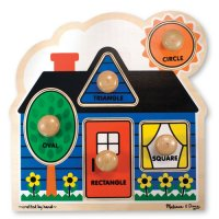 Shapes Jumbo Puzzle D54-22053
