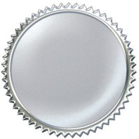 Silver Burst Award Seals B56-74002