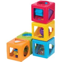 Stacking Activity Cubes (E09-E00184 )