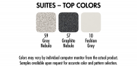 "66"" Wide Work Suite (COLORS OPTIONS AVAILABLE) 84508 E66"