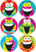 Frog-tastic!™ superSpots® Stickers Value Pack T-46921
