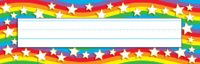 Desk Toppers Name Plates Star Rainbow [T69026]