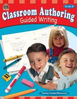 Classroom Authoring [TCR3540]