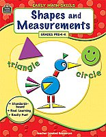 Early Math Skills: Shapes and Measurements [TCR8106]