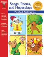 Songs, Poems, and Fingerplays [TEC60858]