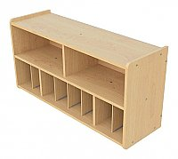 Diaper Wall Storage Unit  Fully assembled TM2336A