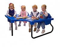 Toddler Tables 4 Seat Junior Table TT4JR