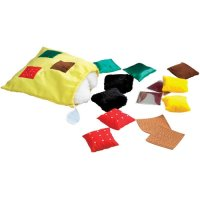 Teachable Touchable Texture Squares (073-3049)
