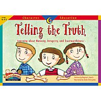 Telling The Truth Character Education Reader D48-3125