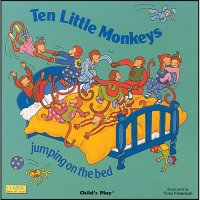 Ten Little Monkeys A90-859538966