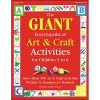 The Giant Encyclopedia Of Arts & Crafts Activities GH-876592094