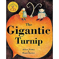 The Gigantic Turnip Book & CD I23-9781905236725