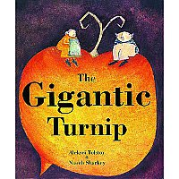 The Gigantic Turnip Book Only I23-9781905236589
