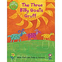The Three Billy Goats Gruff Book & CD I23-9781846860720