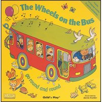 The Wheels On The Bus Big Book A90-859538958