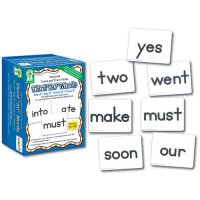 Third 30 Words Textured Touch And Trace Cards (A15-KE846021)