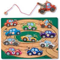 Towing Magnetic Puzzle Game D54-3777