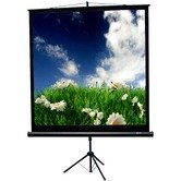 TriMaxx Tripod Screen Square (1:1) Format - 501 Select Screen Size