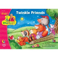 Twinkle Friends Sing Along & Read Along With Dr Jean